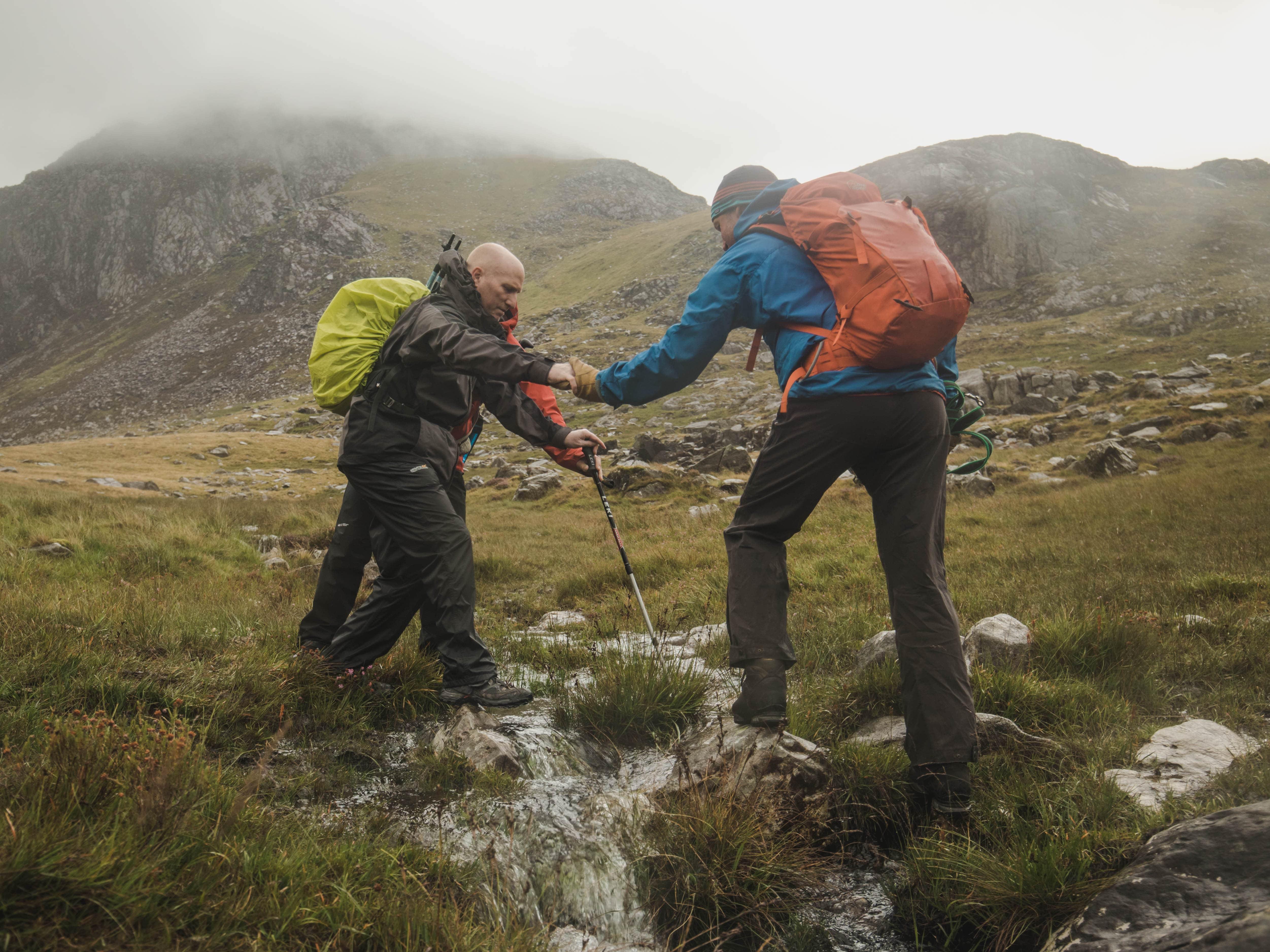 Snowdonia Training