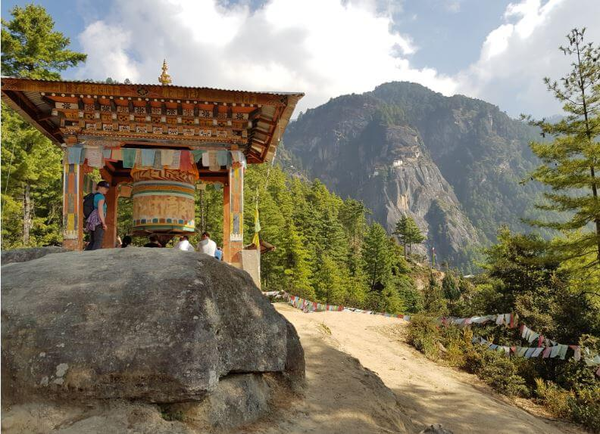 buddhist bhutan