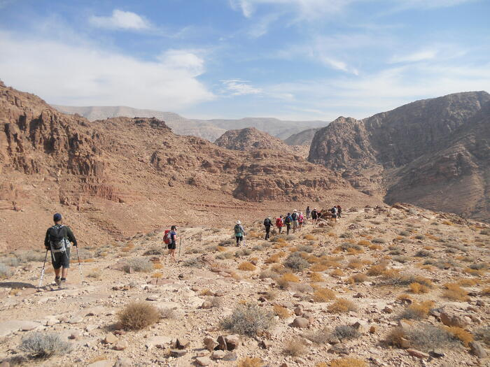 Trek to Ancient Petra