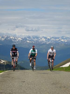 Discover Adventure Cycle Challenge - Pyrenees Climbs