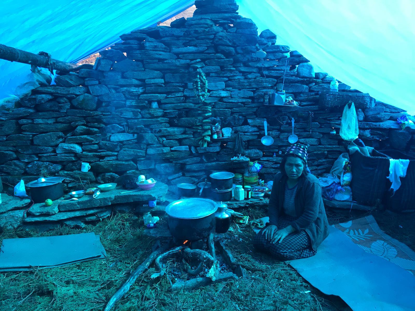 bhutan camping trek