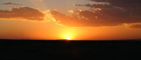 saharan sun - trek challenge