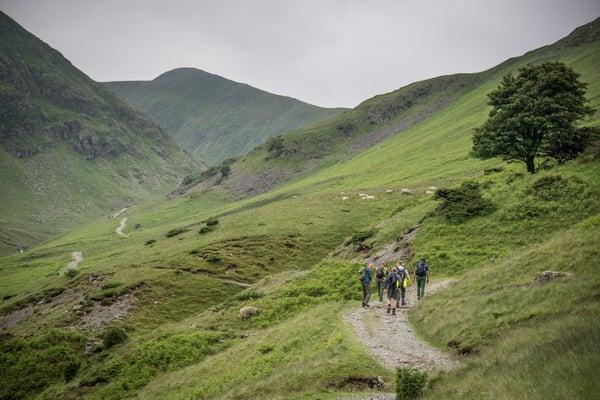 Lake District Trekking