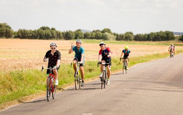 London to Paris Cycle 2-min