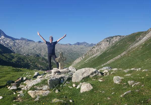 Trekking the Pyrenees Freedom Trail