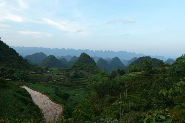 Vietnam Landscape - Trekking with Discover Adventure-1