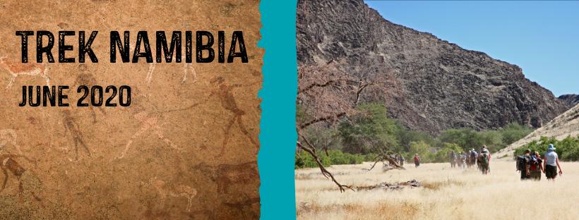 trek namibia