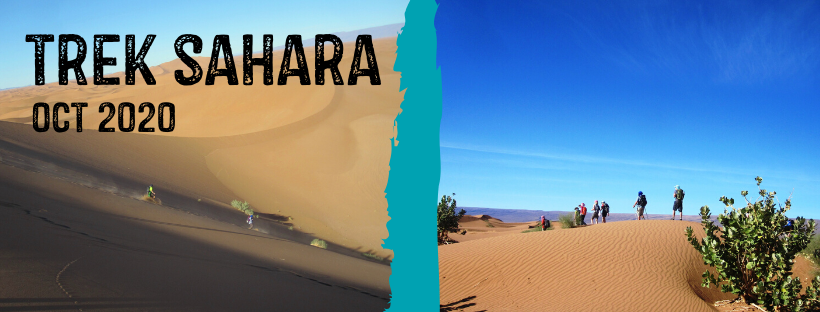 TREK SAHARA CHALLENGE