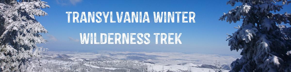 transylvania romania trek